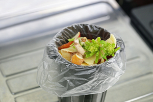 control your garbage to keep pests out