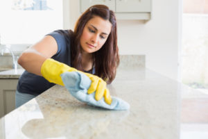 Keeping your kitchen clean will help prevent fall pests