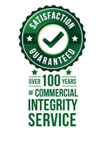 Satisfaction Guarantee Graphic Commercial